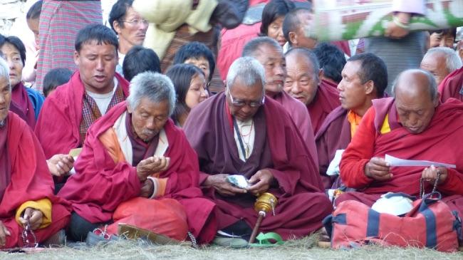 ブータンの人たち