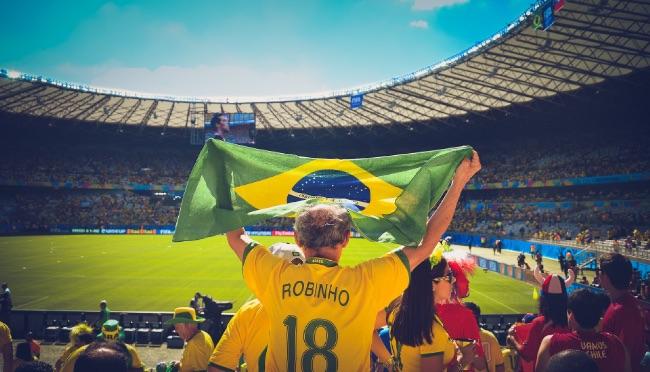 ブラジル感がある写真