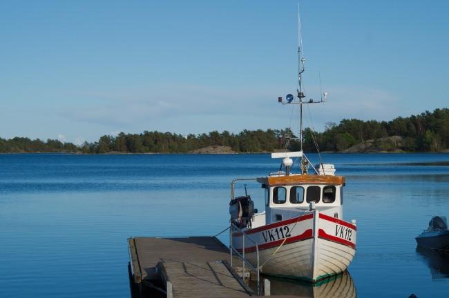 スウェーデンの漁