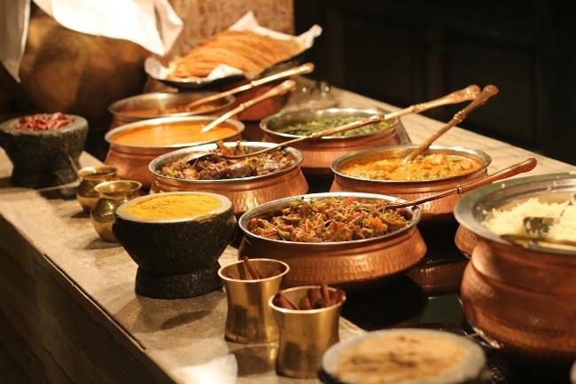 インドのカレー