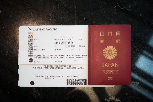 海外旅行行ってきます!
