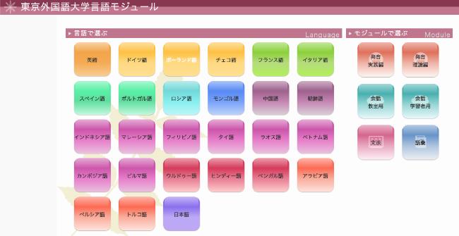 東京外語大
